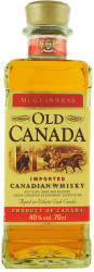 McGUINNESS Old Canada Whiskey 0,7L 40%