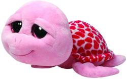 TY Inc Beanie Boos - Shellby, a rózsaszín teknős 42cm (TY36810)