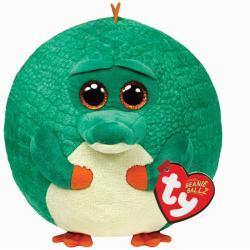 TY Inc Beanie Ballz - Bayou, a krokodil 25cm (TY38555)