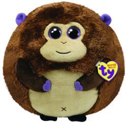 TY Inc Beanie Ballz - Bananas, a majom 12cm (TY38004)