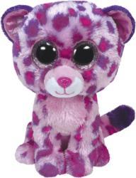 TY Inc Beanie Boos - Glamour, a rózsaszín leopárd 24cm (TY36985)