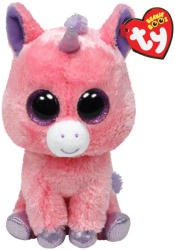TY Inc Beanie Boos - Magic, a rózsaszín unikornis 24cm (TY36963)