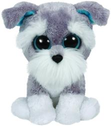 TY Inc Beanie Boos - Whiskers, a schnauzer 24cm (TY37037)