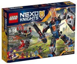 LEGO Nexo Knights - A Fekete Lovag Robot (70326)
