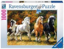 Ravensburger Vágtató lovak 1000 db-os (19522)