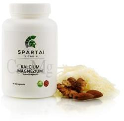 Spártai Vitamin Kalcium-Magnézium kapszula - 90 db