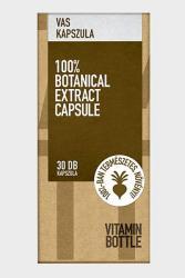 Vitamin Bottle Vas kapszula - 30 db