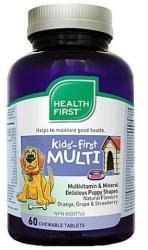 Health First Kids-First Multi tabletta - 60 db