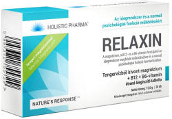 HOLISTIC PHARMA Relaxin tabletta - 30 db