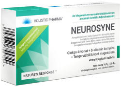HOLISTIC PHARMA Neurosyne tabletta - 30 db