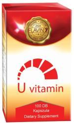 Flavin7 U-vitamin kapszula - 100 db