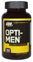 Optimum Nutrition Opti-Men tabletta - 150 db