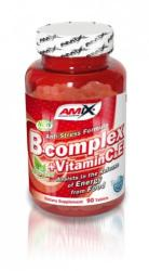 Amix Nutrition B-Complex+Vitamin C&E tabletta - 90 db