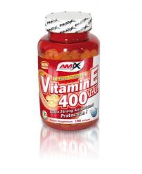 Amix Nutrition Vitamin E 400 IU kapszula - 100 db