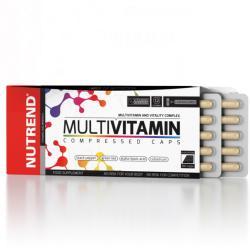 Nutrend Multivitamin Compressed Caps kapszula - 60 db