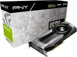 PNY GeForce GTX1080 Founders Edition 8GB GDDR5X 256bit PCIe (GF1080GTX8GEPB)