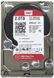 "Western Digital Red Pro 3.5"" 2TB 7200rpm 64MB SATA 3 WD2002FFSX"