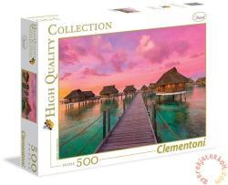 Clementoni Mark Gray: Színes paradicsom 500 db-os (35016)