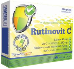 Olimp Labs Rutinovit C-vitamin kapszula - 30 db
