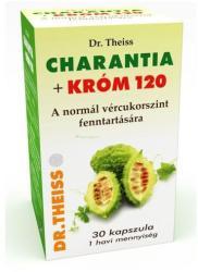 Dr. Theiss Charantia+Króm 120 kapszula - 30 db