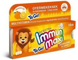 Bioextra Immun Maxi narancsos rágótabletta - 10 db