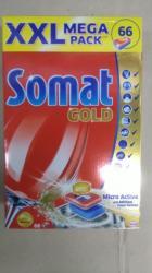 Somat Gold Mosogatógép Tabletta Mega Pack (66db)