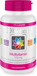 bioheal Multivitamin 1350mg tabletta - 70 db