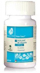Natur Tanya Folsav M-vitamin tabletta - 60 db