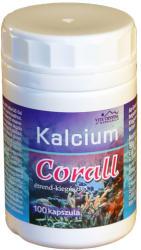 Vita Crystal Corall Kalcium tabletta - 100 db