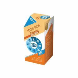 OCSO 100% RDA B-vitamin komplex tabletta - 30 db
