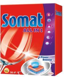 Somat All in 1 Mosogatógép Tabletta (56db)