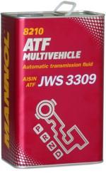 MANNOL 8210-4ME ATF Multivehicle JWS 3309 (4L)