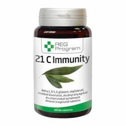 REG Program 21C Immunity tabletta - 60 db