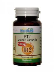 NutriLab B12-vitamin kapszula - 30 db