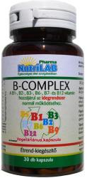 NutriLab B-komplex kapszula - 30 db
