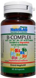 NutriLab B-komplex kapszula - 60 db