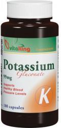 Vitaking Potassium Kálium kapszula - 100 db