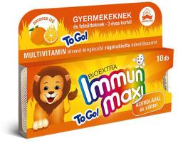 Bioextra Immun Maxi narancsos rágótabletta - 20x10 db