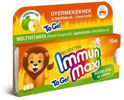 Bioextra Immun Maxi zöldalmás rágótabletta - 20x10 db
