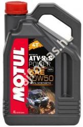 Motul ATV SxS Power 4T 10W-50 (4L)