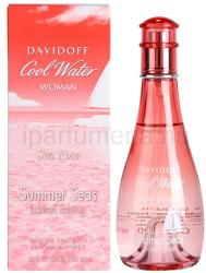 Davidoff Cool Water Woman Sea Rose Summer Seas (Limited Edition) EDT 100ml