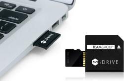 Team Group MicroSDXC iDrive 128GB TUSDX128GUHS39