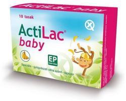 Farmax ActiLac Baby kapszula - 10 db
