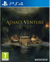 Soedesco Adam's Venture Origins (PS4)