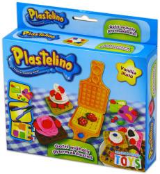 Plastelino Gofri műhely gyurmakészlet