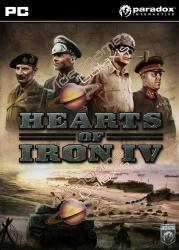 Paradox Hearts of Iron IV (PC)