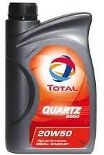 Total Quartz 3000 20W-50 (1L)