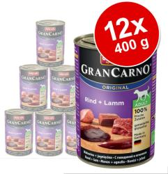 Animonda GranCarno Junior - Beef & Turkey Hearts 12x400g