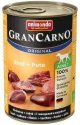 Animonda GranCarno Adult - Beef & Turkey 400g
