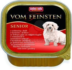 Animonda Vom Feinsten Senior - Beef & Poultry 6x150g